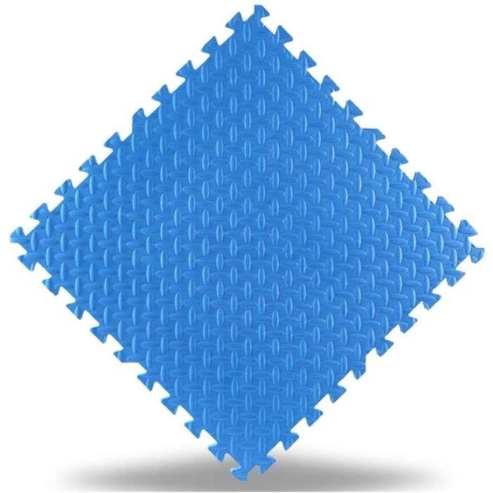 Puzzles de sol WAJIEFD Tapis Mousse Enfant Bébé Rampant Tapis Verrouillage Décorateurs Plancher Protection Tapis d'exerc 319971