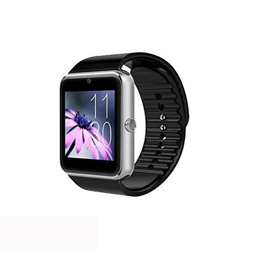 2016 NEWEST SMART WATCH montre-bracelet GT08 Bluetooth SmartWatch compatible avec Samsung, Xiaomi Huaiwei, IPHONE. Android, ios Smar