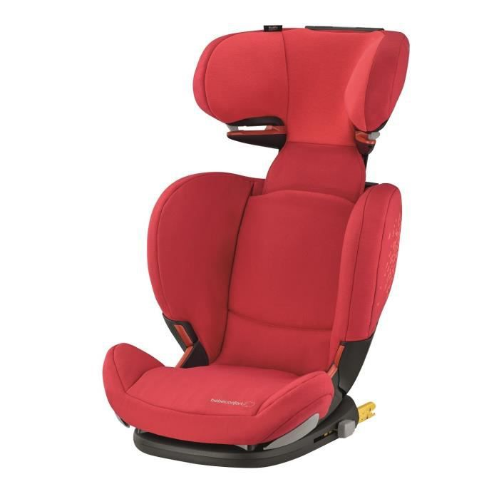 BEBE CONFORT Siège auto Rodifix Air Protect® Groupe 2/3 - Vivid Red