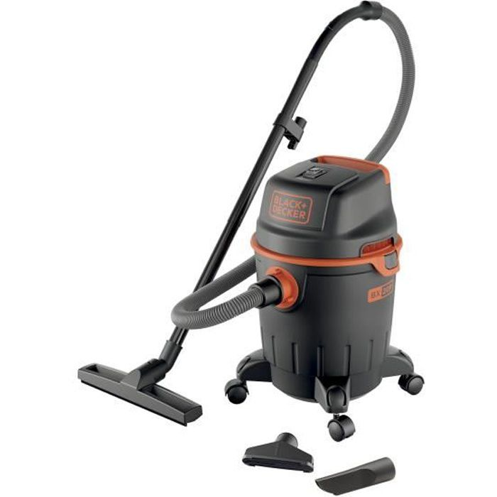 BLACK & DECKER Aspirateur de chantier - 1200 W - 28L