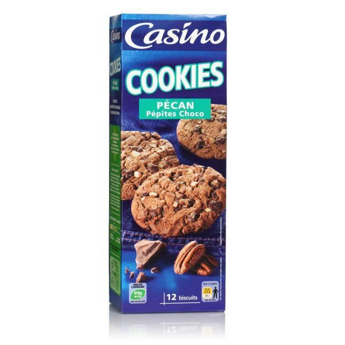 Cookies pécan et pépites de chocolat - 200 g