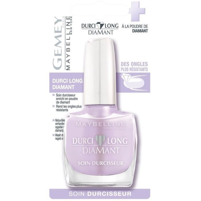 Gemey Maybelline New York Durci Long Diamant Soin Durcisseur 10 mlVERNIS A ONGLES