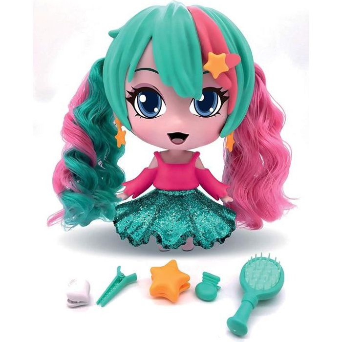 SPLASH TOYS - Fancy Lili - poupée à coiffer