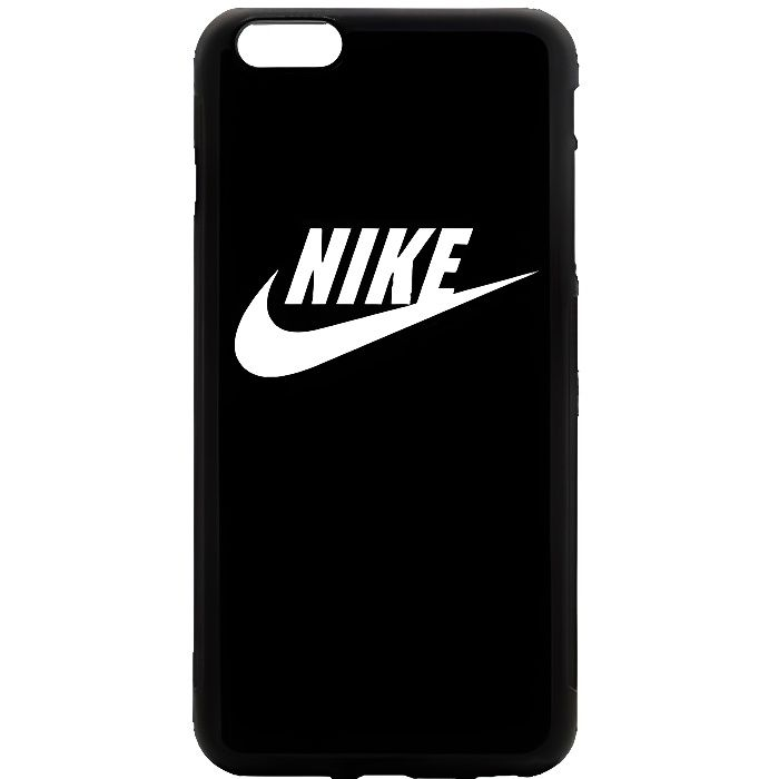 coque iphone 7 nike blanche