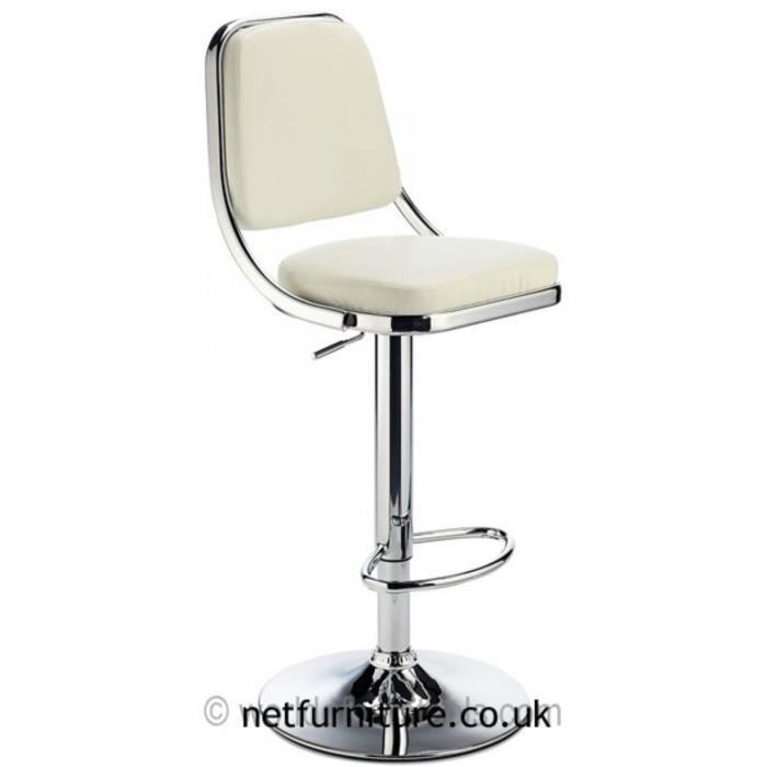 Deluxe Tabouret de bar design siège pour bar chaise chaises tabourets 111cm