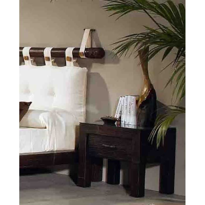 table de nuit en bambou mod le afrique achat vente. Black Bedroom Furniture Sets. Home Design Ideas