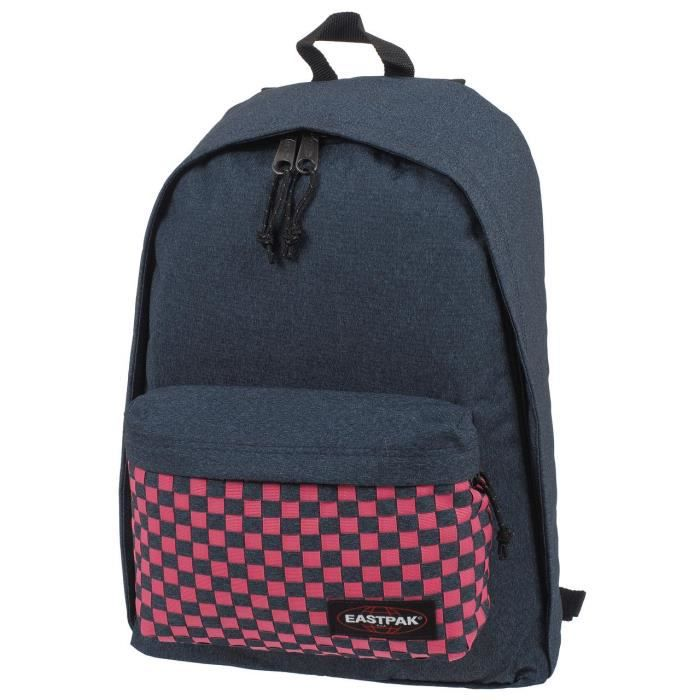 Sac à dos Eastpak Out of Office Weave Grey Weave noir Xrui2dKKU