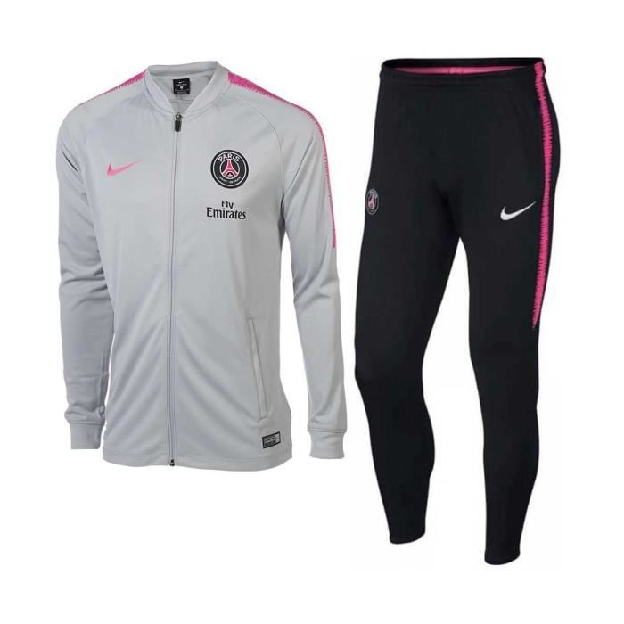 new styles 5d8a7 f2a36 Ensemble de survêtement Nike Paris Saint Germain Dry Squad - 894343-015