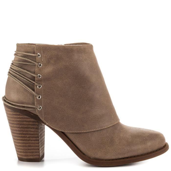 Femmes Jessica Simpson Caysy Bottes