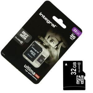 CARTE MÉMOIRE Carte Mémoire Micro SD 32 Go classe 10 Pour WIKO U