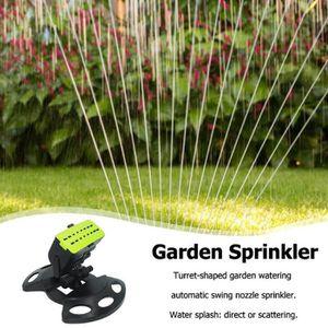 max. rayon 12,5 m Gardena plein ou partiel cercle Pulse d/'arrosage jardin