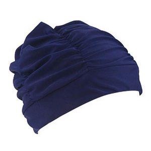 BONNET PISCINE- CAGOULE Natation Chapeau Femmes Unisexe Chapeau de bain à