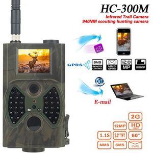 CAMÉRA DE SURVEILLANCE Caméra de Chasse HC-300M GPRS MMS E-Mail pour Obse