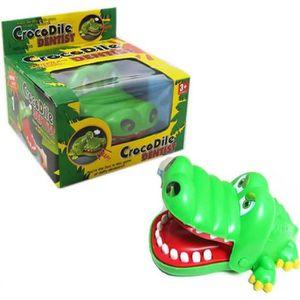 JEU SOCIÉTÉ - PLATEAU Jeu de Crocodile Mordre la Main Biting Hand Classi
