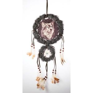 Decorations loups objets achat vente decorations loups for Decoration murale loup