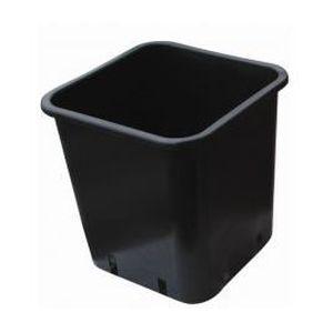 JARDINIÈRE - BAC A FLEUR Pot carré 12X12X13 1,5L