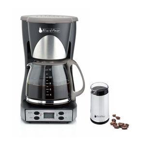CAFETIÈRE Cafetière programmable 12 tasses + Moulin à café f
