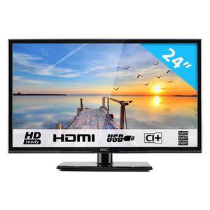 Téléviseur LED HKC 24C2NB 60.50 cm (24 Pouces) LED téléviseur (HD