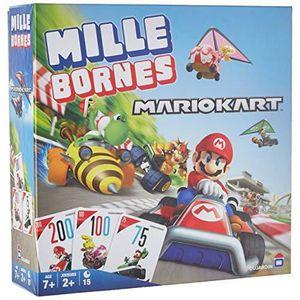JEU SOCIÉTÉ - PLATEAU Dujardin Jeux - Milles Bornes Mario Kart 59002