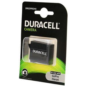 BATTERIE APPAREIL PHOTO DURACELL Batterie pour caméra GoPro Hero 4 Silver