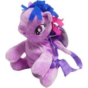 PELUCHE Hasbro - My little Pony - Sac à dos Enfant Licorne