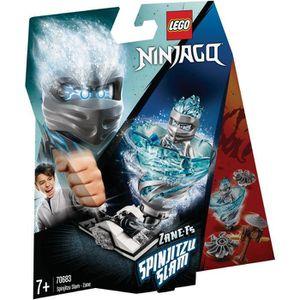 ASSEMBLAGE CONSTRUCTION LEGO® NINJAGO® 70683 Spinjitzu Slam - Zane