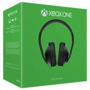 CASQUE AVEC MICROPHONE Xbox One Stereo Headset