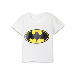 T-SHIRT OUTAKING Nouveau T-shirt Impression de Batman 100%