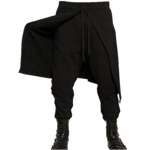 PANTALON Pantalons Hommmes Plus La Taille Casual Drapé Gorg