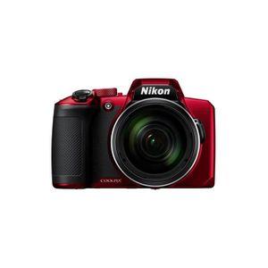 APPAREIL PHOTO RÉFLEX Nikon Coolpix B600 Rouge Appareil Photo Numérique