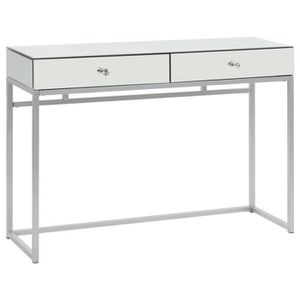 CONSOLE Table Console-Table d'entrée-Table de Salon miroir
