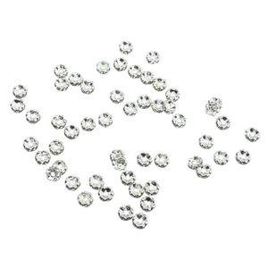 entre perles en argent couleurs 50 spacer