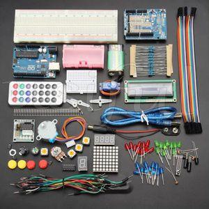 CARTE MÈRE UNO R3 Starter Kit avec stepper motor, télécommand