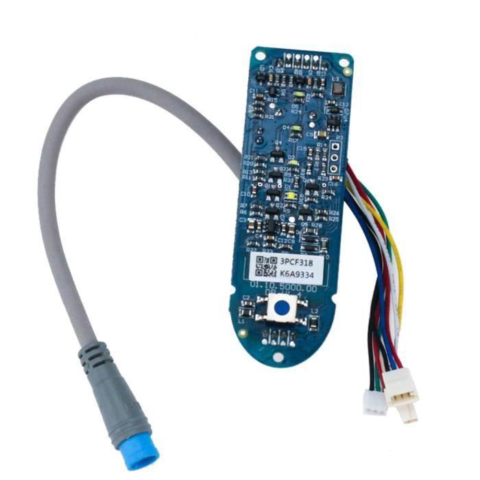 Accessoires de carte de circuit d'écran pour le tableau de bord Bluetooth du scooter Xiaomi M365 Maison intelligente BOX DOMOTIQUE