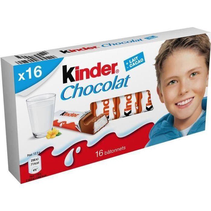 KINDER Chocolat T16 - 200