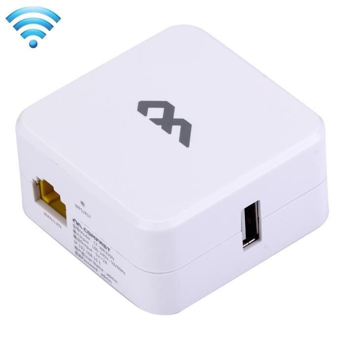 Comfast Mini routeur Wifi et Répéteur booster point d'accès Wifi sans fil