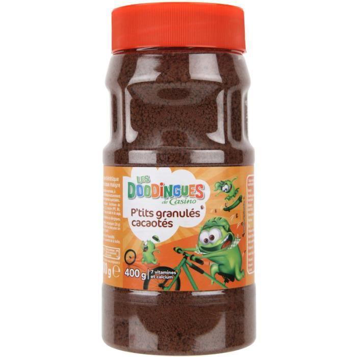Chocolat en poudre 400 g