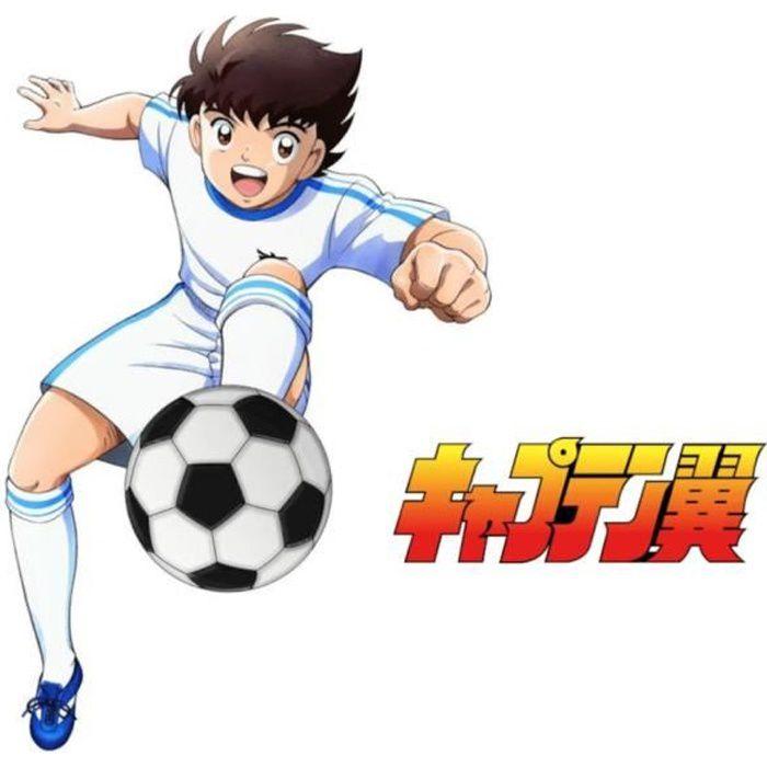 Poster Affiche Olive et Tom Captain Tsubasa Manga Cartoon Nouveau Football 42cm x 42cm