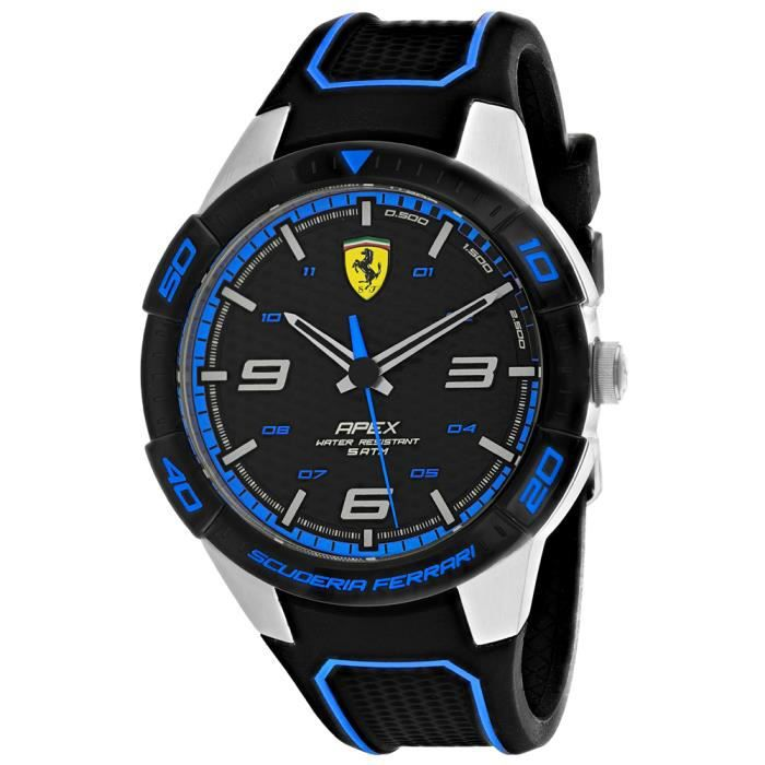 Ferrari Men's Scuderia Black Watch - 830632