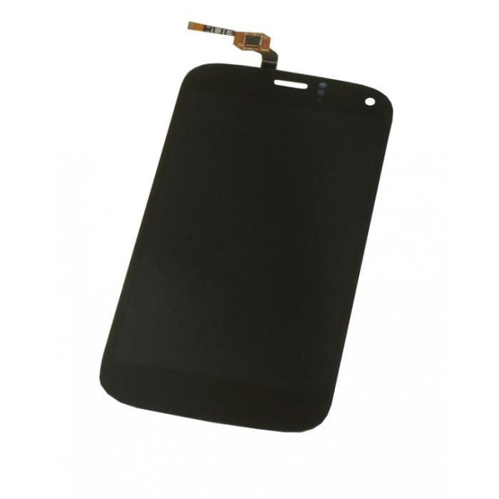 Ecran Complet WIKO Darkfull Noir. LCD + TACTILE...