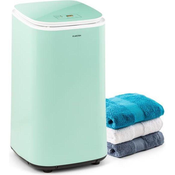 Klarstein Zap Dry Sèche-linge 50 litres 820 watts - Panneau tactile - Vert