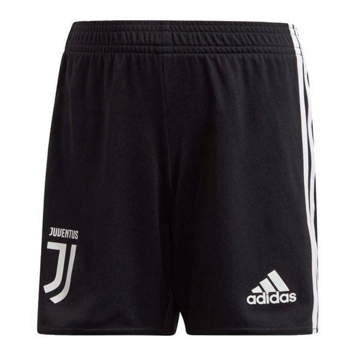 Short Officiel Adidas Homme Juventus de Turin Domicile Saison 2019-2020