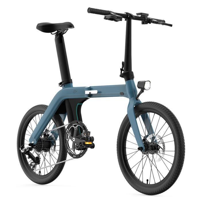 FIIDO D11 20 Pouces Vélo électrique, 250W vélo cyclomoteur pliant 25 km / h 11.6Ah( arriver dans 3-7 jours)