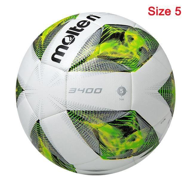 F5a3400-g Size 5 Ele Ballon De Football En Fusion Ballon De Football équipe Sport Formation Football Ligue Balles Futbol Bola