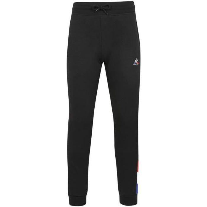 Pantalon de jogging Le Coq Sportif Tricolore - noir - L