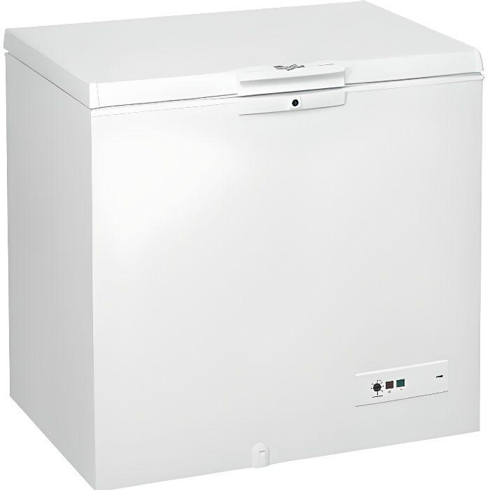 Congélateur coffre WHM 31 1122