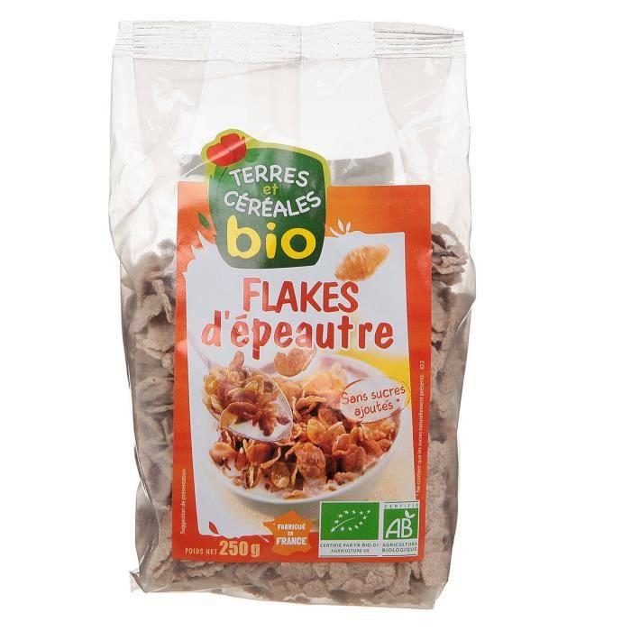 TERRE ET CÉRÉALES Céréales épeautre 250 g
