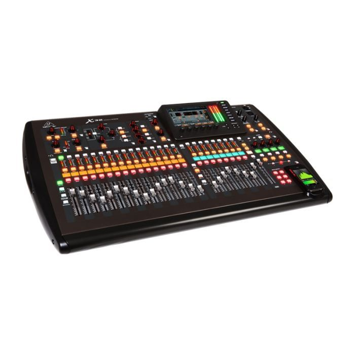 behringer x32 console numerique digitale mixeur table de mixage avis et prix pas cher. Black Bedroom Furniture Sets. Home Design Ideas