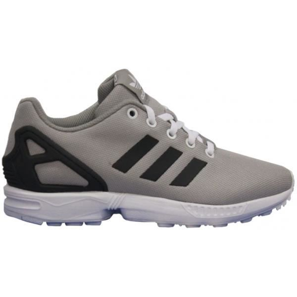 adidas Originals ZX FLUX K ENFANT GRIS