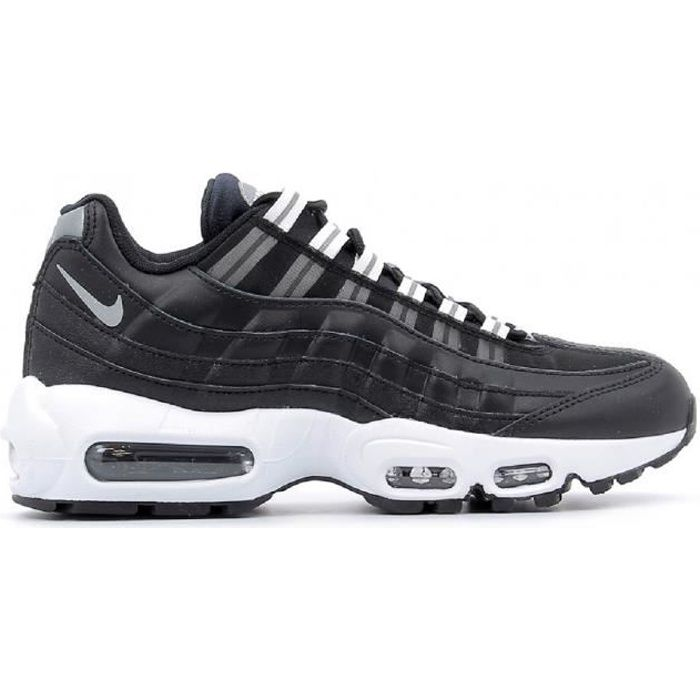 Basket mode Nike Air Max 95 OG Noir